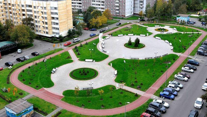 Крымский сквер