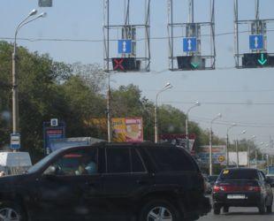 На федеральной трассе А-122 в Псковской области будет организовано реверсивное движение