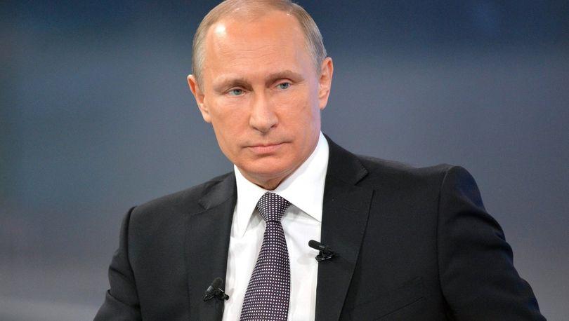 Путин: Российская экономика прошла дно