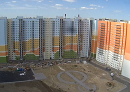 Новосёлы ЖК «Новая Охта» получают ключи от квартир