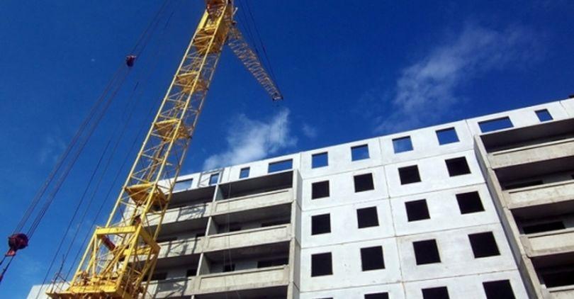 В Петербурге ввели эксплуатацию 133 тыс. кв.м. жилья и