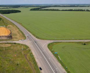 Около 15 км подъездной автодороги А-133 к Липецку расширят до четырех полос
