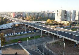 В Калининграде началось строительство Восточной эстакады