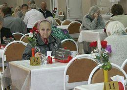 В Приморском районе могут построить  пансионат для пожилых людей