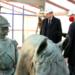 Завершается очередной этап реставрации памятника Николаю I на Исаакиевской площади