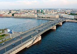 Тучков мост реконструируют к маю 2018 года