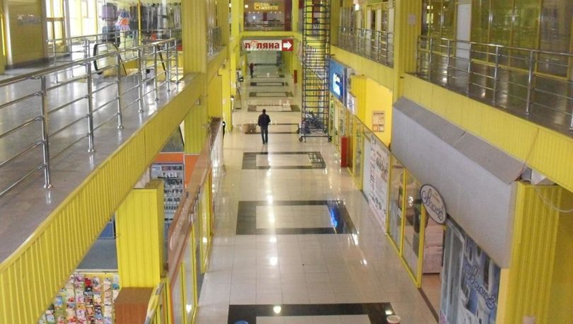 Ввод торговых площадей просел почти на треть