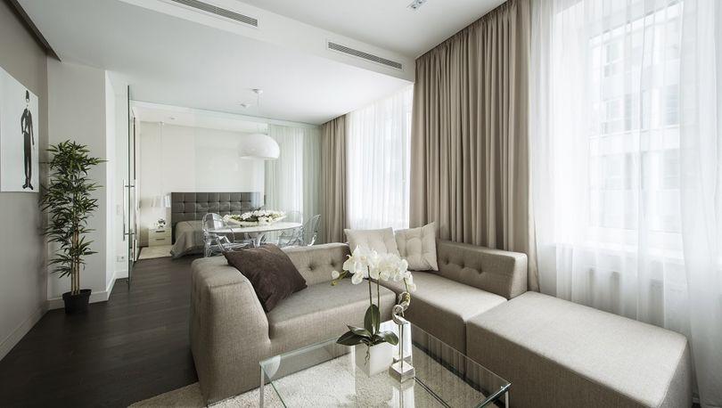 В Центральном районе построят апарт-отель