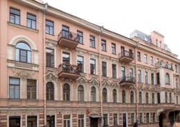 дом Парусова