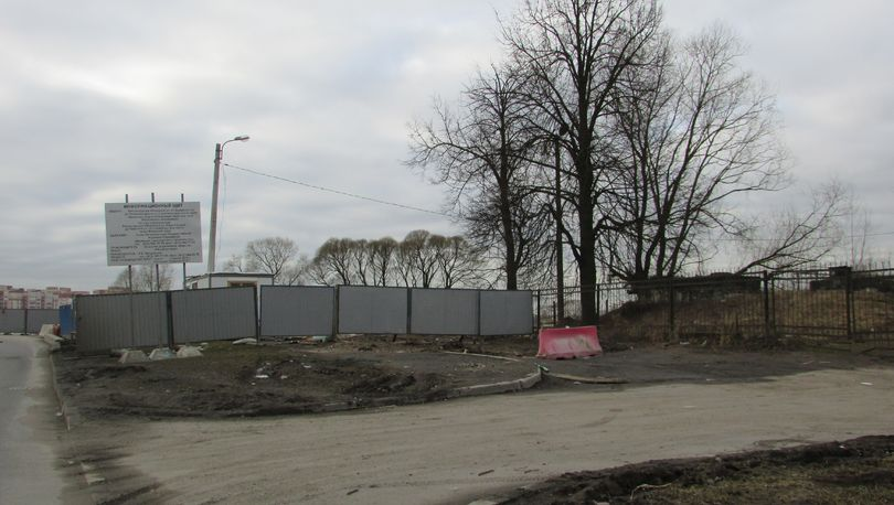 В Колпино завершили капитальную реконструкцию Оборонной улицы