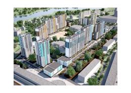 ЛСР запускает проект «Цветного города»