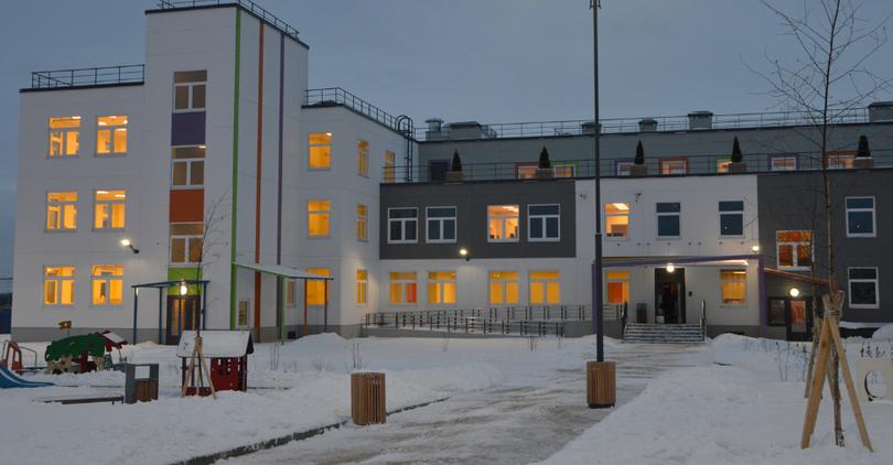 Детсад в ЖК Gröna Lund откроется в феврале