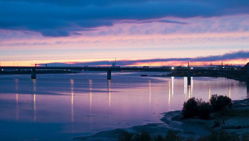 Берег Северной Двины укрепят за полмиллиарда