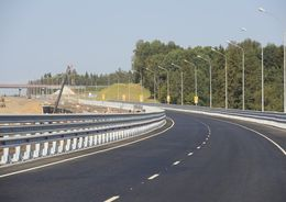 С начала года в Петербурге открыли для движения 8 дорог и развязок