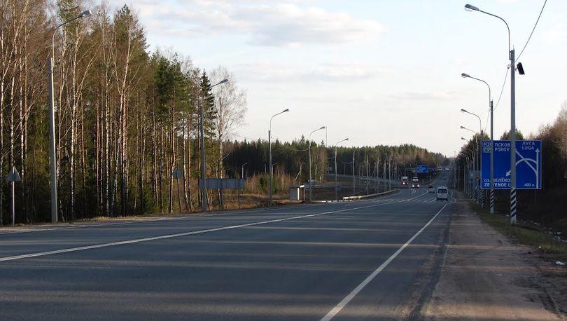 В Псковской области отремонтируют трассу Р-56