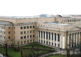 Учебный городок университета им. Макарова реконструируют за 1,1 млрд