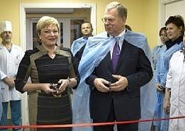 В Мурманске открылся новый корпус перинатального центра