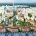 Сбербанк профинансирует строительство города-спутника в Новосаратовке