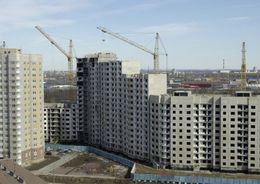 Ввод жилья в РФ снизился на 16%
