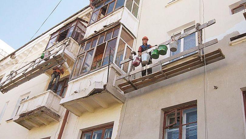 В Василеостровском районе капитально отремонтируют 430 домов