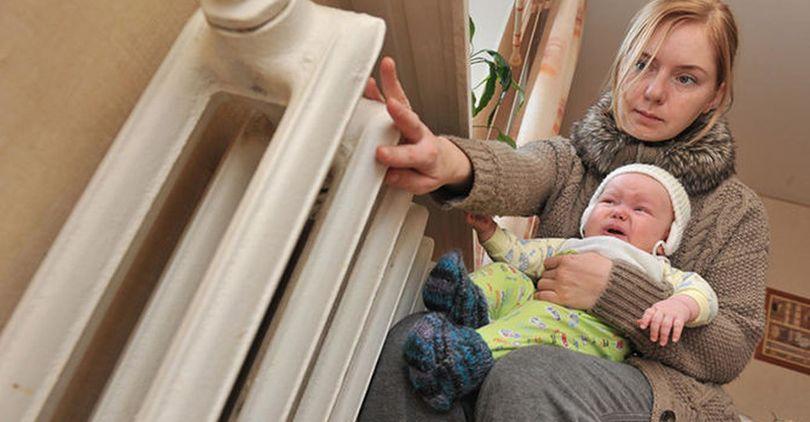 Пять домов в Петербурге остаются без тепла
