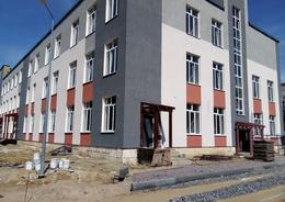 Учебный корпус в Сосновском центре образования.