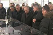 Путин открыл ЗСД