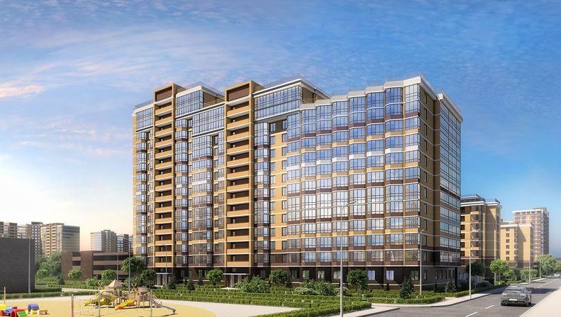 На рынок выведены квартиры в ЖК
