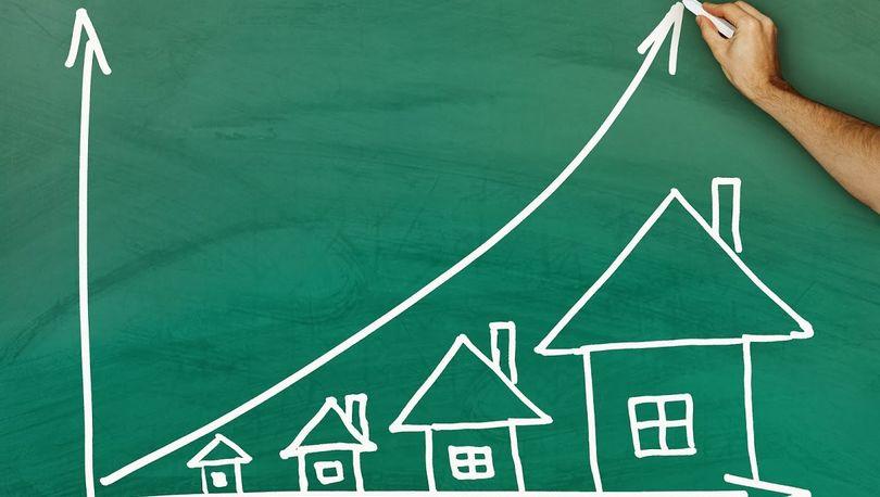 Рынок недвижимости растет