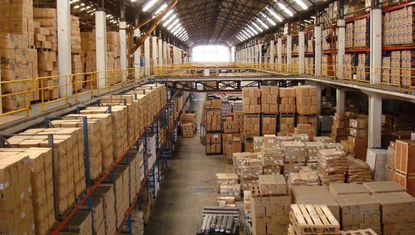 В Петербурге ожидается ввод 120 тыс. кв.м. складов