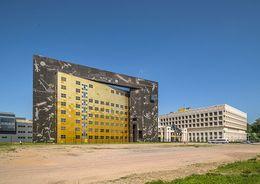 «ЭталонПромстрой» выполнил часть работ по строительству фондохранилища Эрмитажа