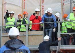 Реставрация Смольного собора завершится до конца года
