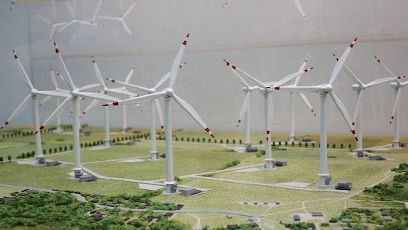 В России начали строить первый ветрогенерационный парк