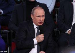 Президент РФ: Проблема недостатка школьных зданий известна