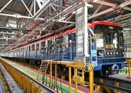 Завершается подготовка площадки для строительства депо «Аминьевское» московского метро
