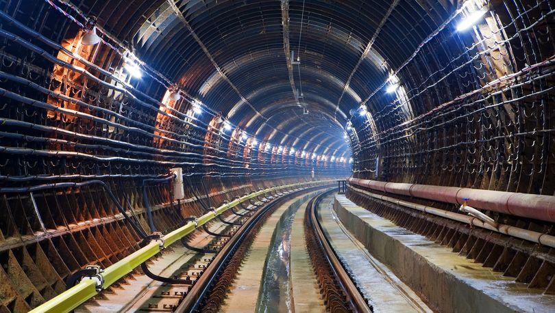 метро внутри