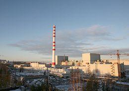 На ЛАЭС автоматика снизила мощность 4-го энергоблока