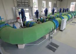 Водоканал модернизирует Петроградскую водопроводную насосную станцию
