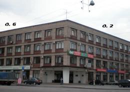 Офисный центр в Невском районе продадут на торгах