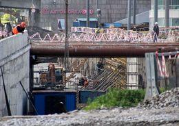 Заключен госконтракт на достройку тоннеля на Синопской набережной