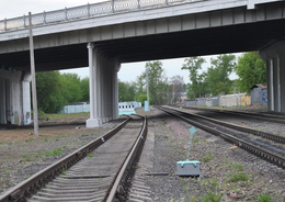 Путепровод на перегоне Санкт-Петербург-Бусловская построят за 512 млн рублей
