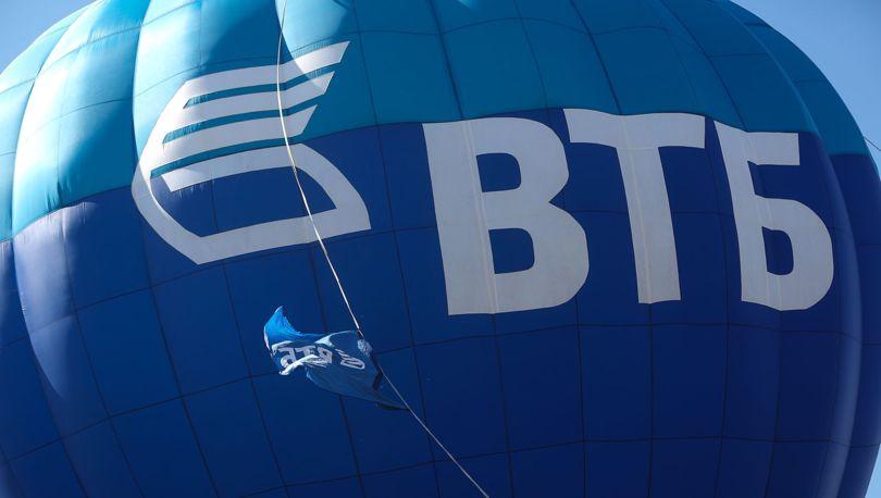 ВТБ на шаре