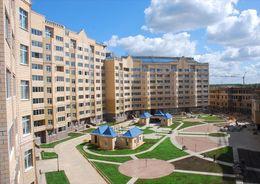 В Петербурге в 2013 году планируют ввести 2,4 млн кв. м жилья