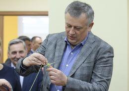 Губернатор Дрозденко открыл новую школу