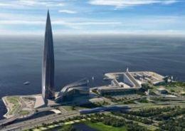 «Лахта центр» стал первым российским сооружением, получившим «небоскребный оскар»