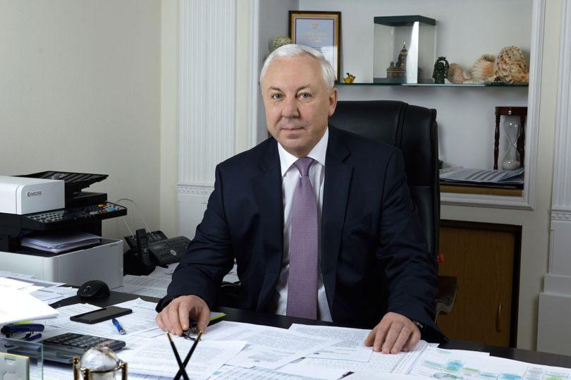 Евгений Рыбнов