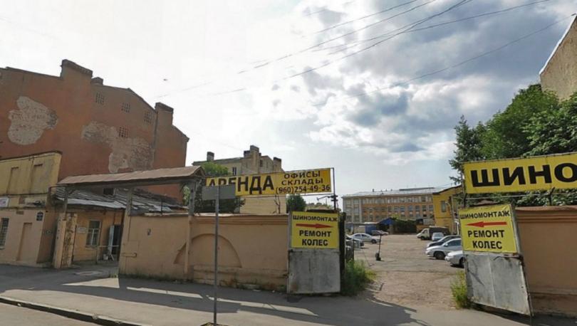 На Днепропетровской улице построят ЖК