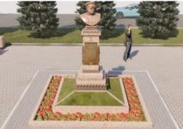 Памятник Федюнинскому