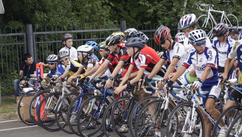 соревнования велосипедистов