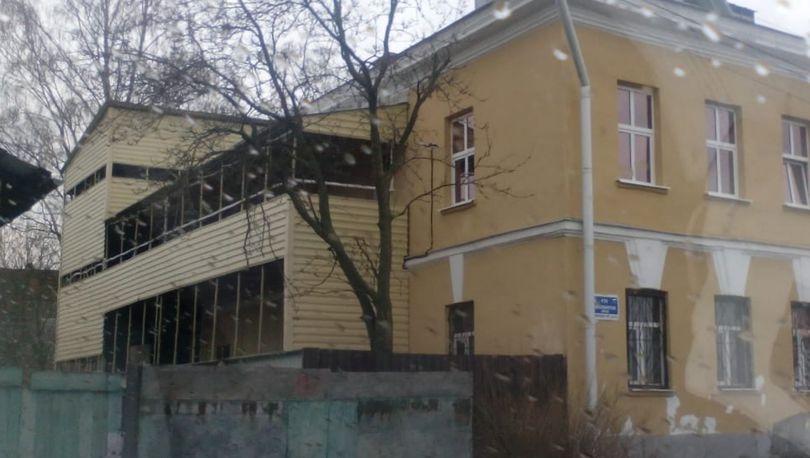 Дом Захаровых